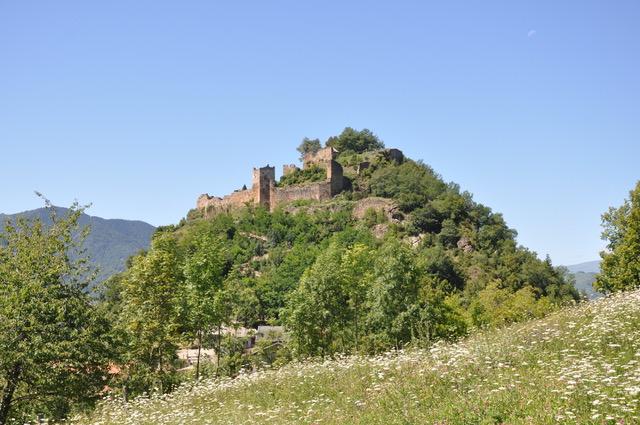 Chateau de Lordat Caussou