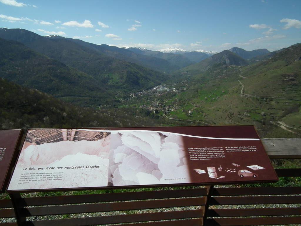 Vue vallée Caussou
